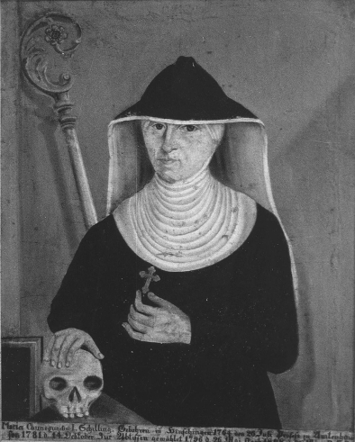 Mother_Abbess_Kunigunde_Schilling_von_Hintschingen