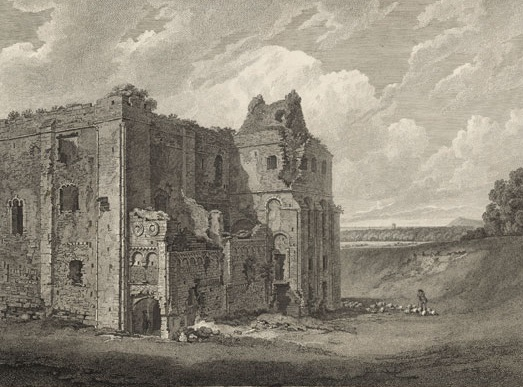 Engraving_of_Castle_Rising